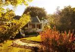 Location vacances Swellendam - Augusta de Mist Country House and Kitchen-1