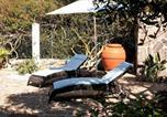 Location vacances  Province de Carbonia-Iglesias - Villa Spiaggia le Saline 150 mt dal mare 9 pl-3