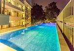 Hôtel Yangon - Sky View Hotel-1