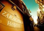 Hôtel Aragon - Albergue La Posada del Comendador-1