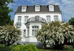 Hôtel Baabe - Villa im Ostseebad Baabe-1