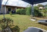 Location vacances Linguizzetta - Awesome home in Prunete w/ Outdoor swimming pool, Wifi and 1 Bedrooms-2