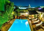 Hôtel Antigua Guatemala - Hotel Casa del Parque by Ahs-3