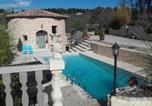 Location vacances Vence - French Riviera Gaudissard-3
