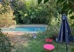 Location vacances Avignon - Studio a montfavet-1