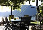 Location vacances Schignano - Mi Cà villa in Argegno-1