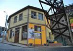 Hôtel Valparaíso - Hostal Recuerdos de Familia-1