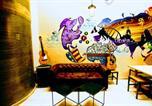 Hôtel Calle de Caballeros - Purple Nest Hostel-1