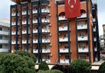 Hôtel Kuşadası - Dabaklar Hotel-2