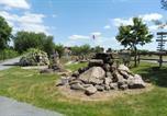 Camping avec Hébergements insolites Vendée - Sites et Paysages Camping De La Motte-2