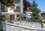 Location vacances Gressoney-Saint-Jean - Beautiful apartment in Ayas with Wifi-1