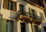 Hôtel Saint-Cézaire-sur-Siagne - Les Palmiers-1