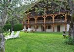 Location vacances Le Grand-Bornand - Appartement Jaune N°1-1