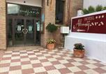Hôtel Almuñécar - Hotel Almijara-4