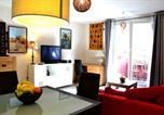 Location vacances Castelnau-le-Lez - Hyper Centre - Montpellier Beaux Art -50m2- 2 à 4 pers-1