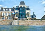 Hôtel 4 étoiles Donville-les-Bains - Best Western Alexandra-1