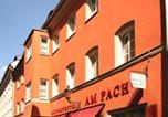 Hôtel Tegernheim - Altstadthotel Am Pach-1