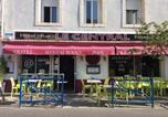 Hôtel Balaruc-les-Bains - Hôtel Restaurant Le Central-2
