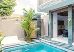 Location vacances Kuta - Mimi Dream Villa- 500m Beach- Free Breakfast-3