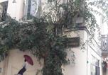 Le balcon de Saint Roch
