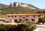 Hôtel Fuentespalda - Albergue Barranc de la Serra-1
