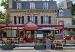 Hôtel Riec-sur-Belon - Hotel Les Mimosas-2