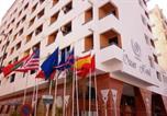 Hôtel Rabat - Oscar Hotel-1
