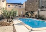 Location vacances Azille - Awesome home in Olonzac w/ Outdoor swimming pool, Outdoor swimming pool and 3 Bedrooms-1