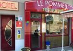 Hôtel Saint-Dizier-la-Tour - Hôtel Le Pommeil-4