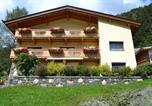 Location vacances Finkenberg - Apartment mit Herz-1