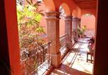 Hôtel San Miguel de Allende - Casa Colibri-3