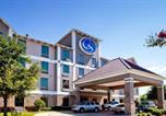 Hôtel Waco - Comfort Suites Near Baylor University-1