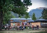 Camping avec Chèques vacances Savoie - Huttopia Bourg Saint-Maurice-4