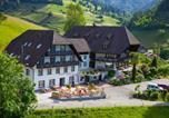 Hôtel Bad Krozingen - Hotel Landhaus Langeck-3