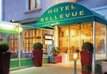Hôtel Villy-le-Pelloux - Hotel Bellevue-1