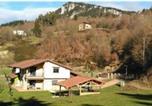 Location vacances Muxika - Chalet con piscina climatizada en la naturaleza-4