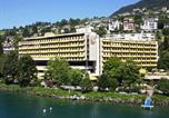 Hôtel 5 étoiles Essert-Romand - Royal Plaza Montreux & Spa-4