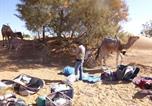 Camping  Acceptant les animaux Maroc - Au Bonheur des Dunes-4