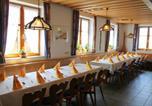 Location vacances Rothenburg ob der Tauber - Gasthaus zur Linde-4