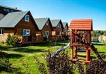 Villages vacances Darłowo - Domki letniskowe Pod Dębami Wicie-1