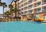 Hôtel Galveston - Doubletree by Hilton Galveston Beach-1