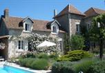 Hôtel Usseau - Chambres d'Hôtes La Pocterie-1