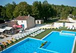 Camping avec Piscine France - Camping Le Lizot -1