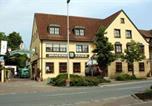 Location vacances Hirschaid - Brauerei Gasthof Kraus-1