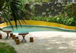 Location vacances  Nicaragua - Beautiful Studio Suite with Pool - Short walk to Beach-3