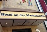 Hôtel Hannover - Hotel an der Marktkirche-1