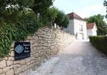 Hôtel Calès - Domaine des Pierres Blanches - Chambres d'Hôtes-2