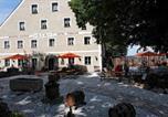 Hôtel Drachselsried - Brauerei-Gasthof Eck-1