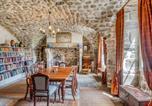 Location vacances Burzet - Lalevade-d'Ardeche Villa Sleeps 16 Pool Wifi-4