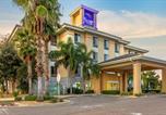 Hôtel Jacksonville - Sleep Inn & Suites - Jacksonville-1